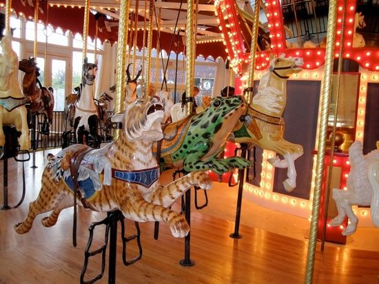 ‪Great Northern Carousel‬