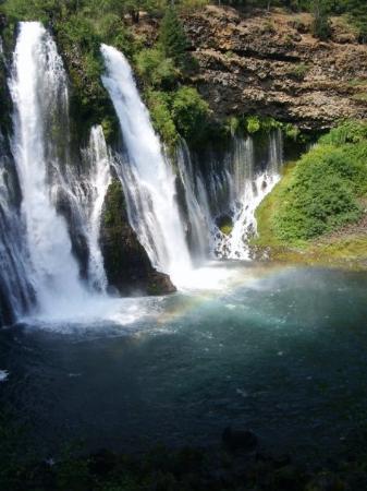McArthur-Burney Falls Memorial State Park: Burney falls