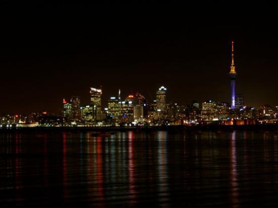 Sky Tower: Auckland