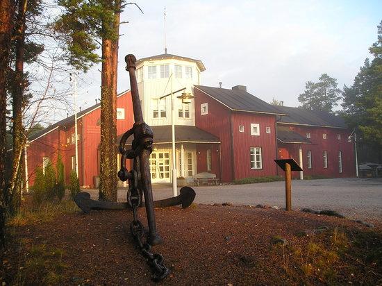 Kimito Island, Finlândia: Visitor Centre
