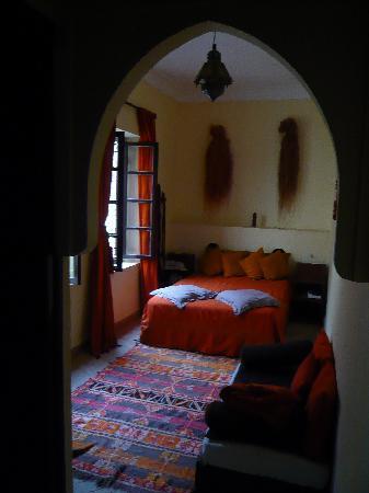Les Jardins de Mouassine : Chambre TAOUMENT