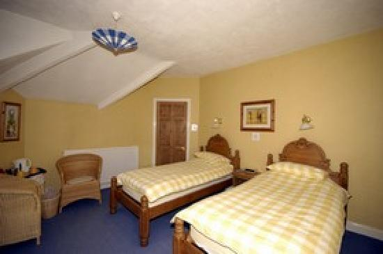 Ashwood House: One of our twin rooms.