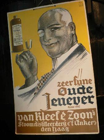 Van Kleef & Zoon: Historic Poster