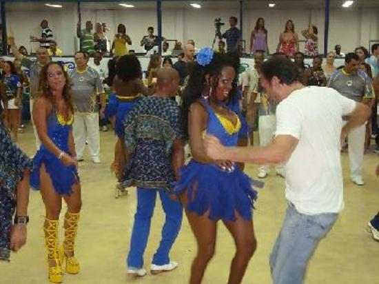 Tijuca samba Practice