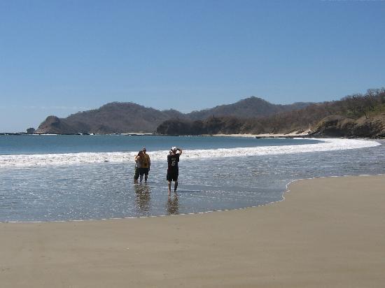 Finca Las Nubes: Empty beaches