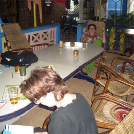 Ashtamudi Homestay: sitting room