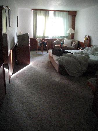 Landhotel Johanneshof: chambre