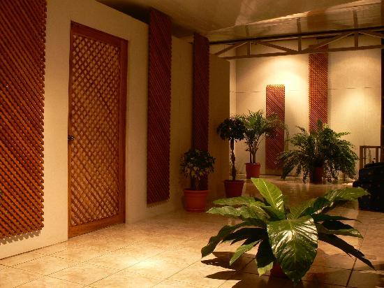 Hotel Arenal Rabfer: Área para servicio de Spa.
