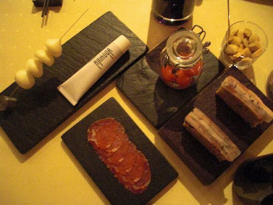 Mosbach's Restaurant: tapas
