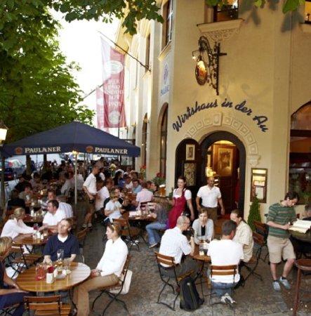 WIRTSHAUS IN DER AU, München - Omdömen om restauranger