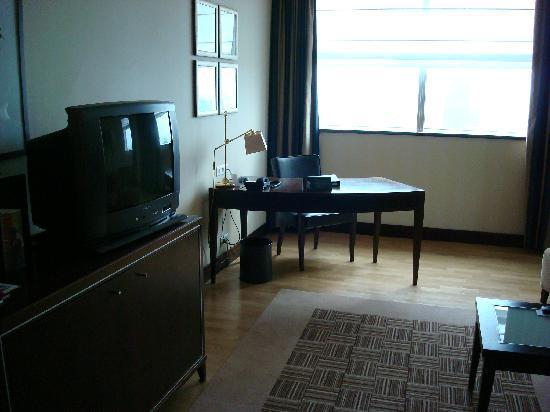 InterContinental Hotel Warsaw : living