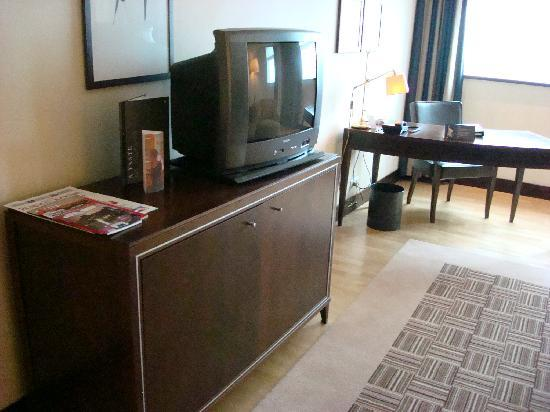InterContinental Hotel Warsaw : salon