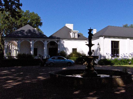 Quamby Estate: Entrance