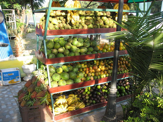 Shashamane, Ethiopia: Frutta