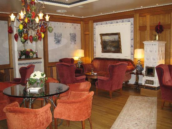 Romantik Hotel Achterdiek: Salon