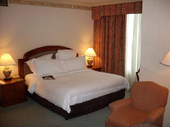 Room in the Langham, Melbourne