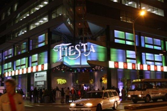 Thunderbird Hotels Fiesta Hotel & Casino: Exterior del Hotel