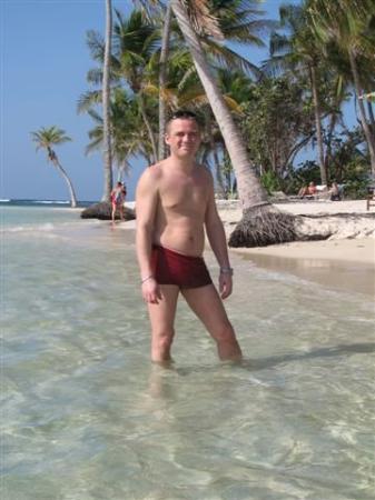 Sainte-Anne, Guadeloupe: James bond !!!
