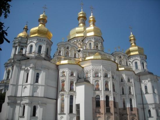 Il Monastero Di Laura Pechersk Foto Di Kiev Ucraina