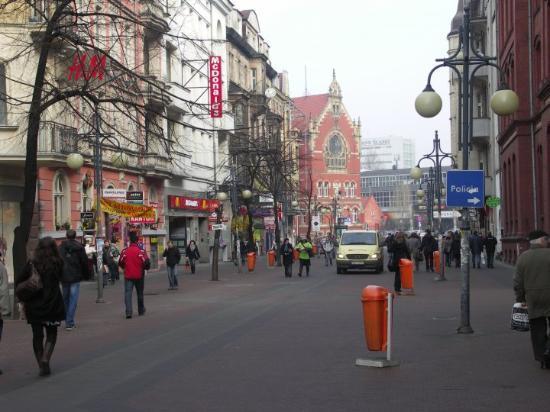 Bilde fra Katowice