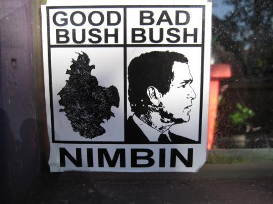 Nimbin, أستراليا: YES!!!