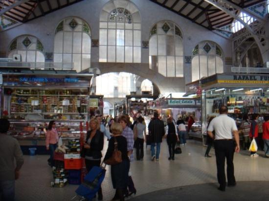 Bilde fra Central Market (Mercado Central)