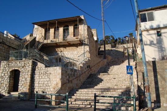 Safed, İsrail: tzfat