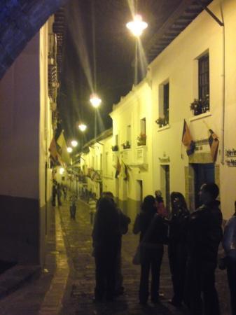 Quito Old Town: Más calles como en el Viejo San Juan