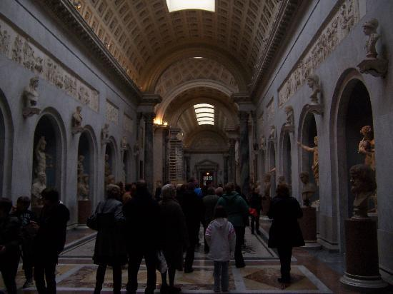 City Wonders: Vatican Museum - March 12, 2010