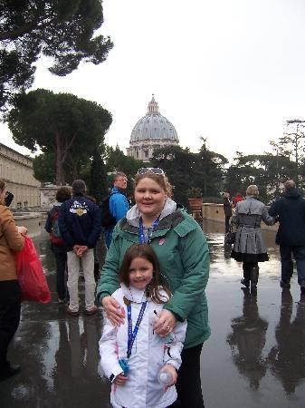 City Wonders: St Peter's Basilica - March 12, 2010