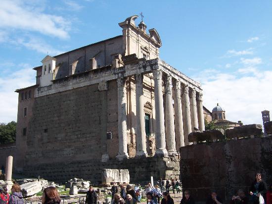 City Wonders: Roman Forum - March 12, 2010
