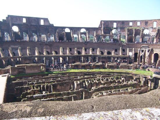 City Wonders: Colossum - March 12, 2010