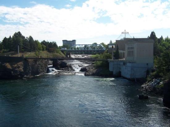Bilde fra Spokane