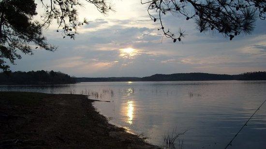 هوت سبرينجز, أركنساس: Dawn. Beautiful!