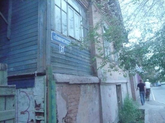 Astrakhan, aux  frontières de l'Asie, centre ville