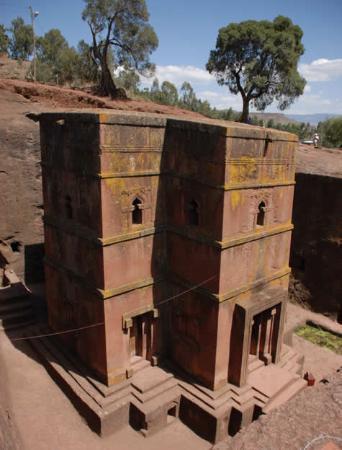 Lalibela, Etiopía: amazing