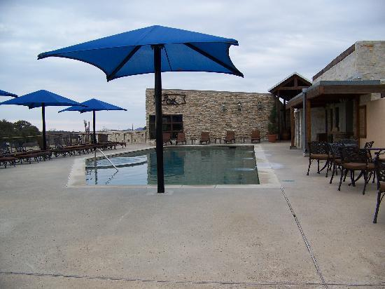 Rough Creek Lodge: Pool