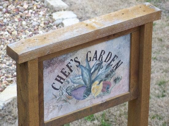 Rough Creek Lodge: Food was elegant, but also tasted delicious