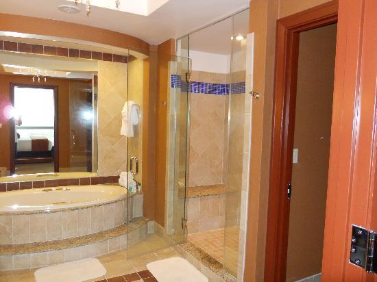Toilet In Door To Right Picture Of Harrah S Resort