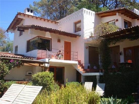 Las Luciérnagas: Vista del hotel