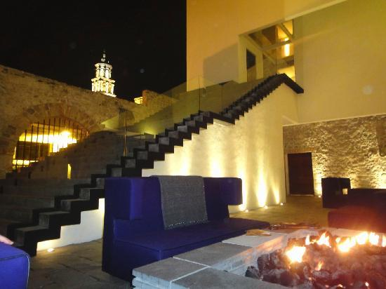 لا بيوريفيكادورا: Lobby Area