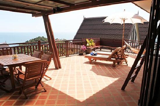 Baan KanTiang See : The villas is beutifull