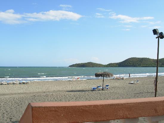 Club Amigo Marea del Portillo: Beach area