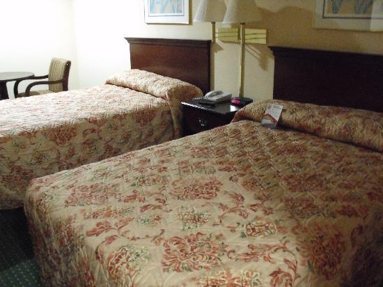 Red Roof Inn Hardeeville: 2 Queen Beds