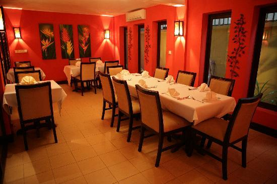 Anise Hotel: A/C Dining Room