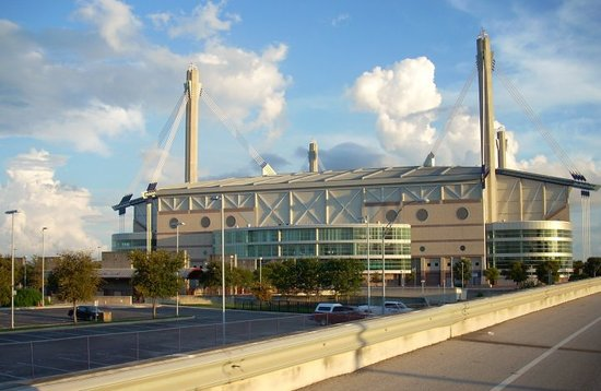 Alamodome San Antonio Tx On Tripadvisor Address Phone
