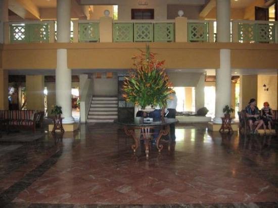 Rio San Juan, Dominican Republic: Le Hall de l'hôtel
