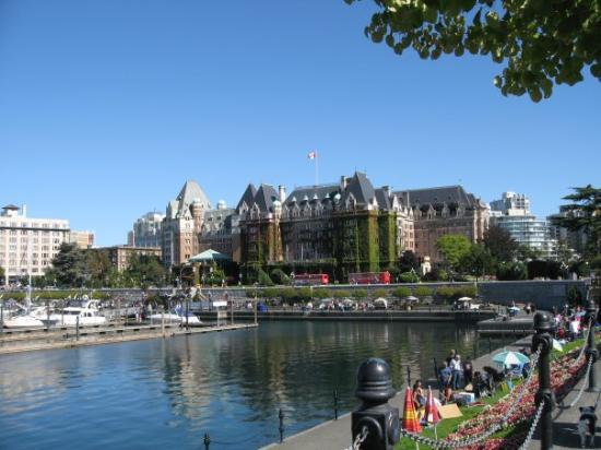 Empress Hotel National Historic Site of Canada: The Empress Hotel