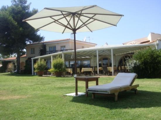 Baia Sardinia, Italien: o hotel muito simpático