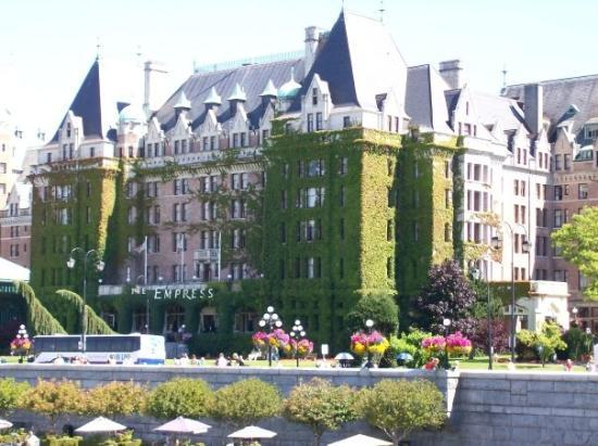 Empress Hotel National Historic Site of Canada: Empress Hotel
